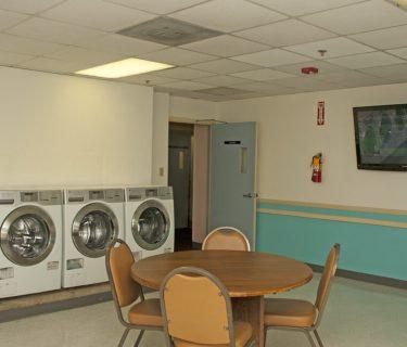 Allen House Laundry Room