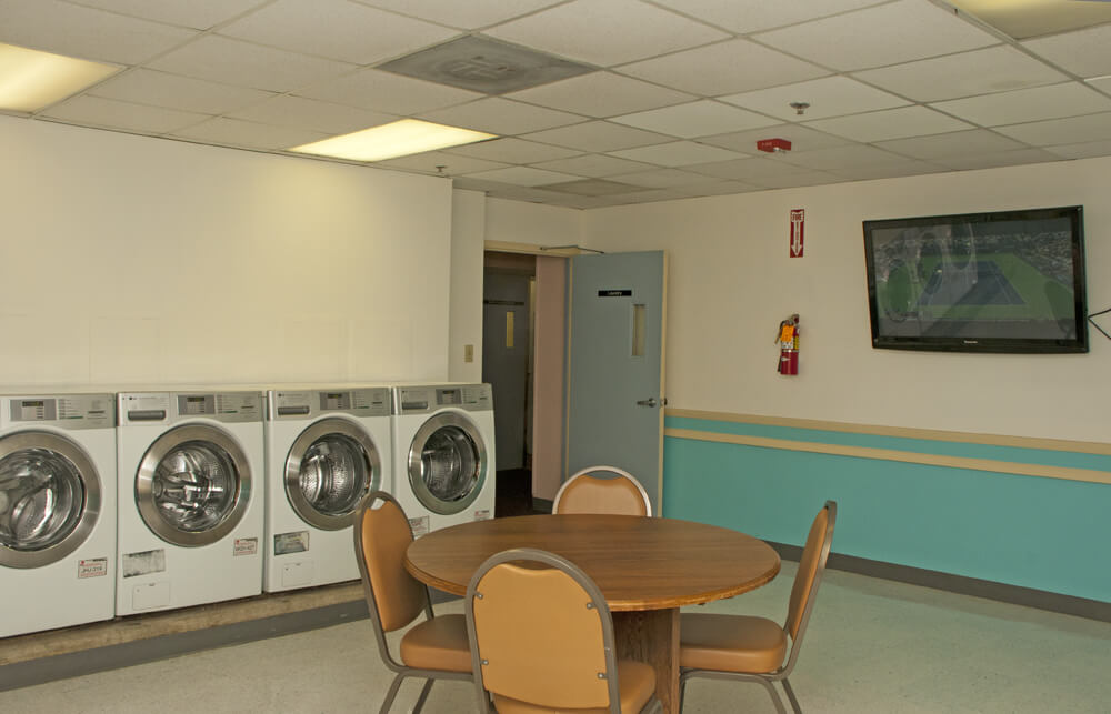 Allen House Laundry Room - washington dc apartment amenities